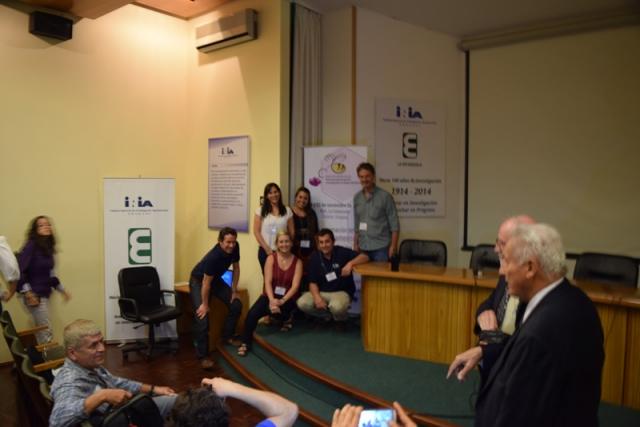 Organizadores Solatina Colonia Uruguay 2016 Sociedad Latinoamericana Investigación Abejas