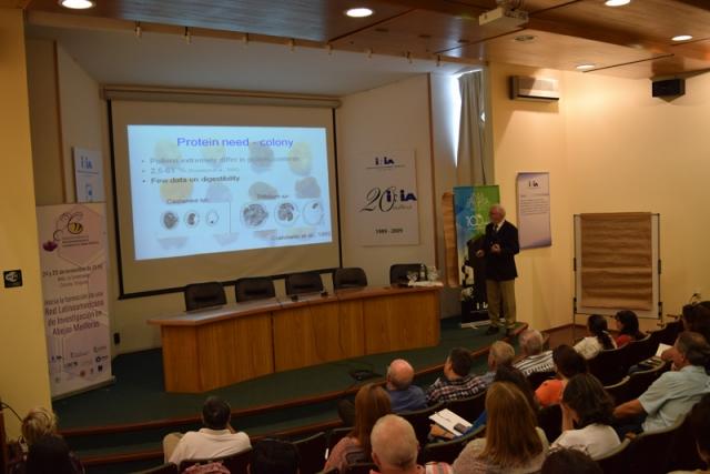 Karl Crailsheim Coloss Solatina Colonia Uruguay 2016 Sociedad Latinoamericana Investigación Abejas
