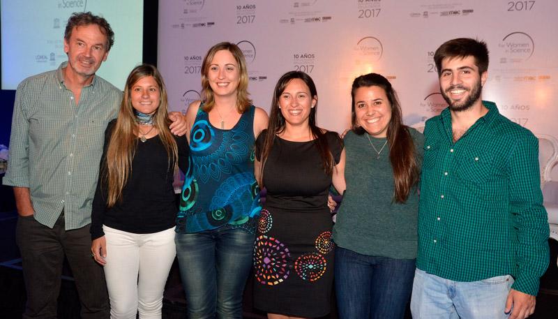 apicultura uruguay investigadores clemente estable iibce mec l'oreal mujeres ciencia