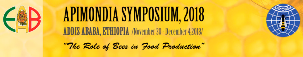 apimondia2018 abstracts honeybees apimondia