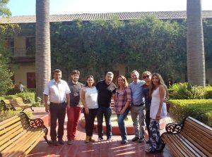 univesidad mayor reunión solatina abejas investigación latinoamerica chile