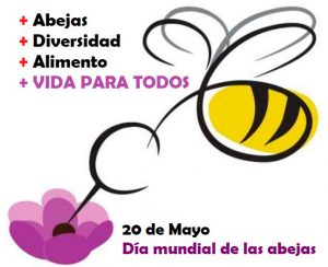día abejas solatina mundial apoideo