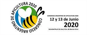 Logo Congreso Argentino Azul 2020 solatina