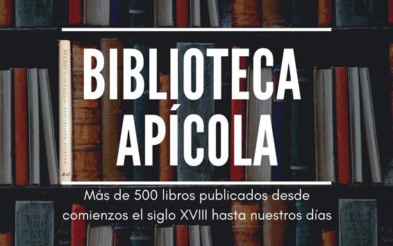 biblioteca apicultura ruben riera Solatina apícola