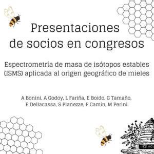 farina química mieles presentaciones socios solatina congresos